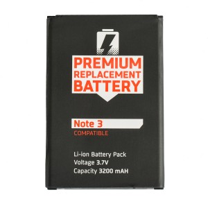 Battery for Samsung Galaxy Note 3
