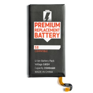 Battery for Samsung Galaxy S8 (MDSelect)