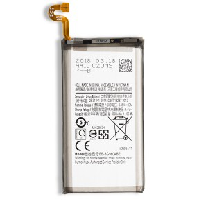 Battery for Samsung Galaxy S9 (Prime) (New Zero-Cycle)
