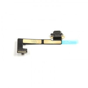 Charging Port Flex Cable for iPad Mini 3 - Black