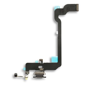 Charging Port Flex Cable for iPhone XS - Space Gray
