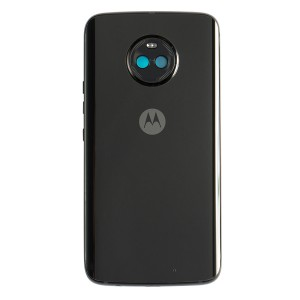 Rear Housing for Moto X4 (Authorized OEM) - Black