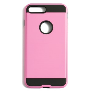 "Fashion Style Case for iPhone 8 Plus (5.5"") - Pink"