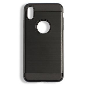 "Fashion Style Case for iPhone XS Max (6.5"") - Black"