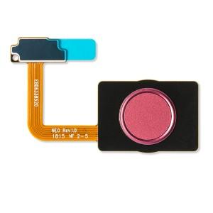 Fingerprint Scanner for LG G7 ThinQ (Genuine OEM) - Rose