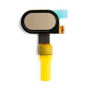 Fingerprint Scanner (w/ Adhesive) for Motorola Moto G5 (XT1670) (Authorized OEM) - Gold