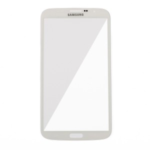 "Glass Lens for Samsung Galaxy Mega (6.3"") (I527 / I9200 / L600) - White"