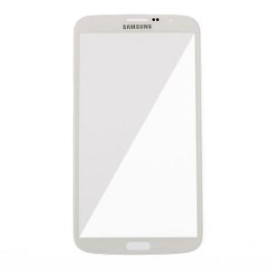 """Glass Lens for Samsung Galaxy Mega (6.3"""") (I527 / I9200 / L600) - White"""