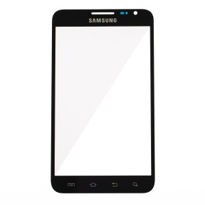 Glass Lens for Samsung Galaxy Note 1 (I717 / T879) - Black