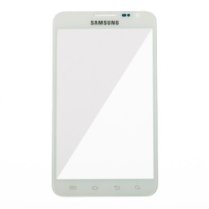 Glass Lens for Samsung Galaxy Note 1 (I717 / T879) - White