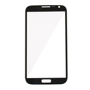 Glass Lens for Samsung Galaxy Note 1 (N7000) (Generic) - Black