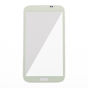 Glass Lens for Samsung Galaxy Note 1 (N7000) (Generic) - White