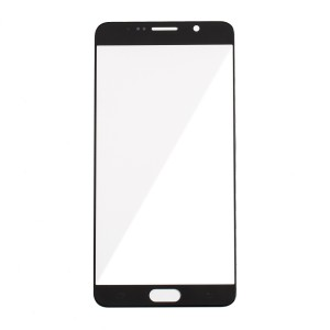 Glass Lens for Samsung Galaxy Note 5 (Generic) - Black