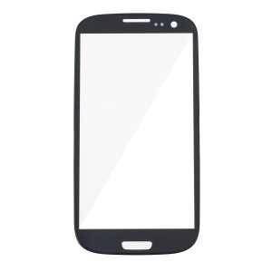 Glass Lens for Samsung Galaxy S3 (Generic) - Blue