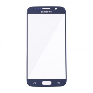 Glass Lens for Samsung Galaxy S6 (Prime - OEM) - Black Sapphire