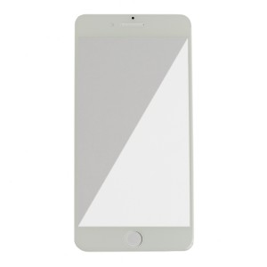 """Glass Lens for iPhone 7 Plus (5.5"""") - White"""
