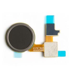 Home Button Flex Cable for LG Google Nexus 5X - Black