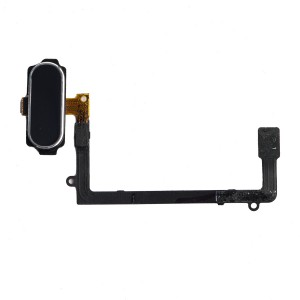 Home Button Flex Cable for Samsung Galaxy S6 Edge (w/ Fingerprint Scanner) - Black Sapphire