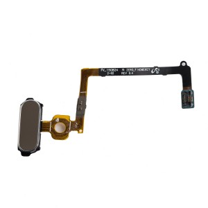 Home Button Flex Cable for Samsung Galaxy S6 (w/ Fingerprint Scanner) - Gold