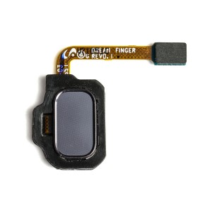 Home Button Flex Cable for Samsung Galaxy S8 (w/ Fingerprint Scanner) - Orchid Grey
