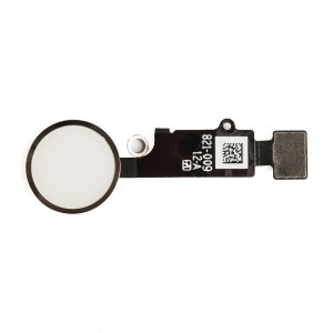 """Home Button Flex Cable (w/ Fingerprint Scanner) for iPhone 7 (4.7"""") - Gold"""