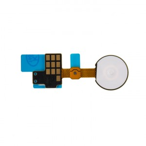 Home Button (w/ Fingerprint Scanner) for LG G5 - Silver
