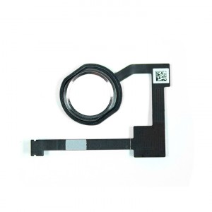 Home Button Flex Cable for iPad Air 2 - Silver (No Touch ID)