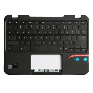 Palmrest with Keyboard (OEM Pull) for Lenovo Chromebook 11 N21