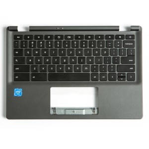 Palmrest with Keyboard (OEM Pull) for Acer Chromebook 11 C730