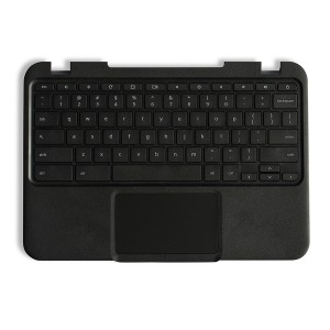 Palmrest with Keyboard and Touchpad (OEM Pull) for Lenovo Chromebook 11 N22 / N22 Touch - Grade B
