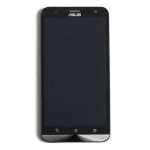 LCD & Digitizer Frame Assembly for Asus Zenfone 2 Laser (ZD551KL / ZE551KL) - Black