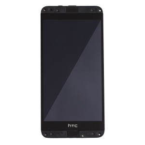 LCD & Digitizer Frame Assembly for HTC Desire 530 - Black