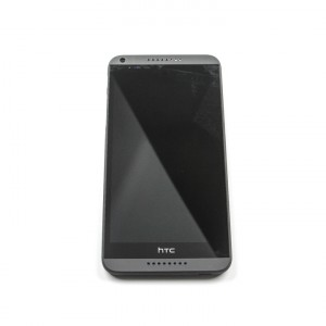 LCD & Digitizer Frame Assembly for HTC Desire 816 - Black