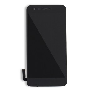LCD & Digitizer Frame Assembly for LG Aristo 2 Plus - Black