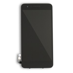 LCD & Digitizer Frame Assembly for LG Aristo 2 Plus (X212) - Black
