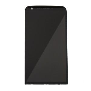 LCD & Digitizer Frame Assembly for LG G5 - Black