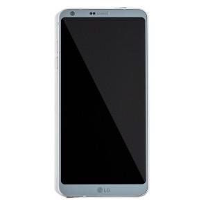 LCD & Digitizer Frame Assembly for LG G6 (H871 / H872 / US997 / LS993 / VS988) (Genuine OEM) - Platinum