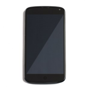 LCD & Digitizer Frame Assembly for LG Nexus 4