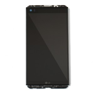 LCD & Digitizer Frame Assembly for LG V20 (H910) - Black