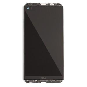 LCD & Digitizer Frame Assembly for LG V20 (H910 / H918 / US996 / LS997 / VS995) (Genuine OEM) - Titan