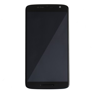 LCD & Digitizer Frame Assembly for Motorola Droid Maxx 2 - Black