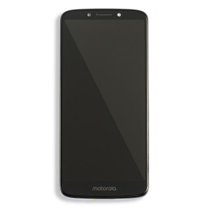 LCD Frame Assembly for Moto G6 Play (XT1922) (Authorized OEM) - Gray