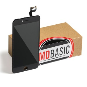 "LCD & Digitizer Frame Assembly for iPhone 6S Plus (5.5"") (Basic) - Black (Bulk Pricing Available)"