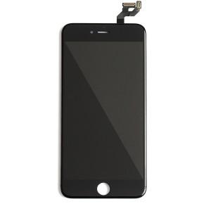 "LCD & Digitizer Frame Assembly for iPhone 6S Plus (5.5"") (PrimeParts - Premium) - Black"