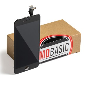 """LCD & Digitizer Frame Assembly for iPhone 6 Plus (5.5"""") (Basic) - Black (Bulk Pricing Available)"""