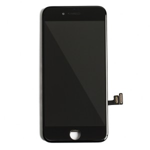 """LCD & Digitizer Frame Assembly for iPhone 7 (4.7"""") (MDStandard) - Black"""
