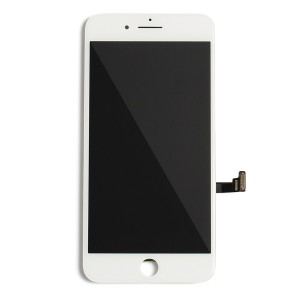 """LCD & Digitizer Frame Assembly for iPhone 7 Plus (5.5"""") (Prime) - White"""