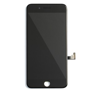 """LCD & Digitizer Frame Assembly for iPhone 8 Plus (5.5"""") (Prime) - Black"""