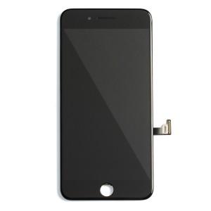 "LCD & Digitizer Frame Assembly for iPhone 8 Plus (5.5"") (PrimeParts - Premium) - Black"