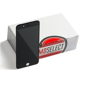 LCD & Digitizer Frame Assembly for iPhone 8 Plus (MDSelect) - Black (Bulk pricing available for sets of 5 screens)